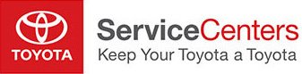 Washington DC Toyota Dealers Service Logo