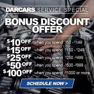 Darcars Toyota Of Frederick Service Coupon Must Present At Time Write Up Not Valid With Any Other Cannot Combine Offer