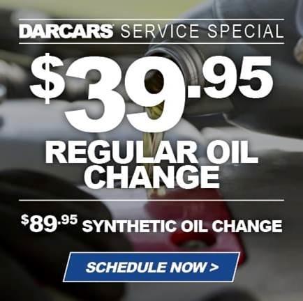 Darcars Frederick Oil Change