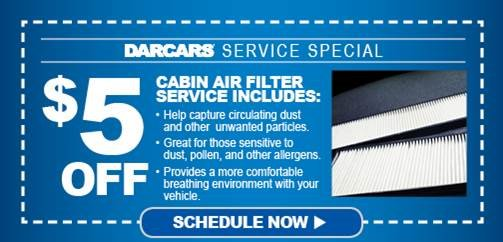 Darcars toyota washington dc toyota dealers service for Coupon cabin app
